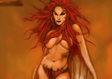 Lilith as seen by GURPS Fantasy